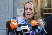 Liberals Concerned Stormy Daniels Obsession Will Hurt Dems in '18