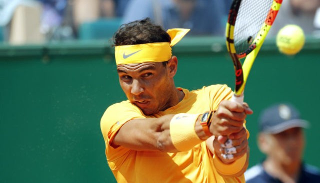 Nadal beats Dimitrov, 1 win from record 31st Masters title