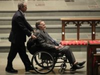 George H.W. Bush Admitted To Maine Hospital