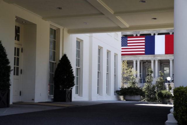 Vive la France: Trump hosts glitzy White House state dinner