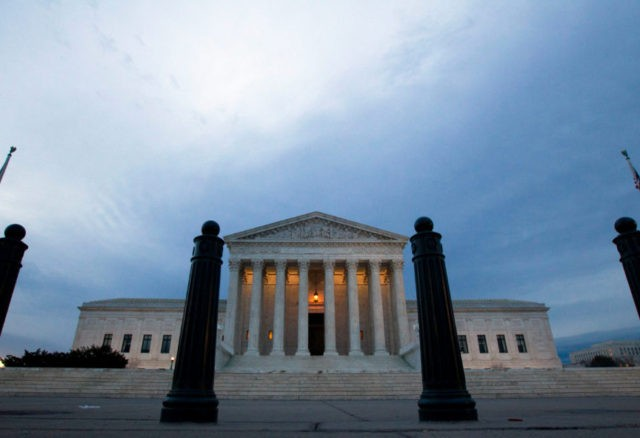Travel ban case is justices' first dive into Trump policy