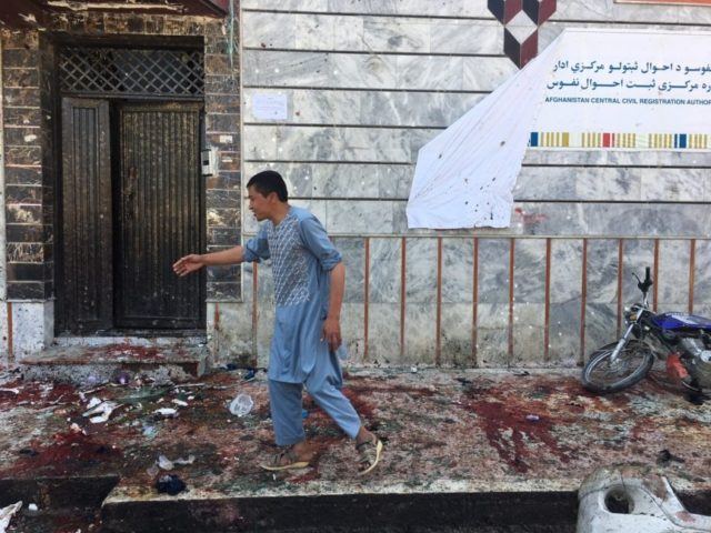 Islamic State suicide bomber kills 31 in Afghan capital