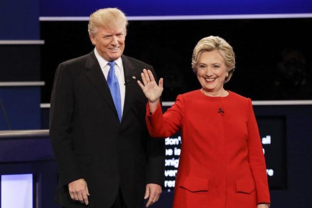 Hillary Clinton, not on ballot, is star of GOP midterm plan