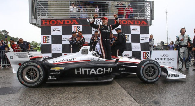 Newgarden wins Indy Grand Prix of Alabama for 3rd time