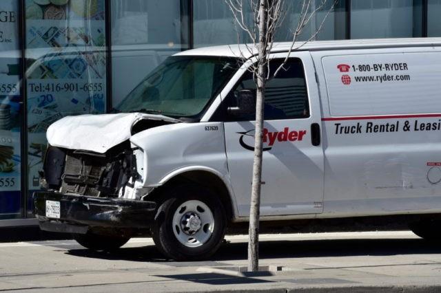 The Latest: US offers condolences over Toronto van rampage