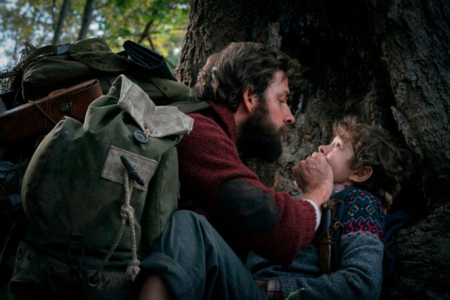 Box Office Top 20: 'A Quiet Place' narrowly beats 'Rampage'