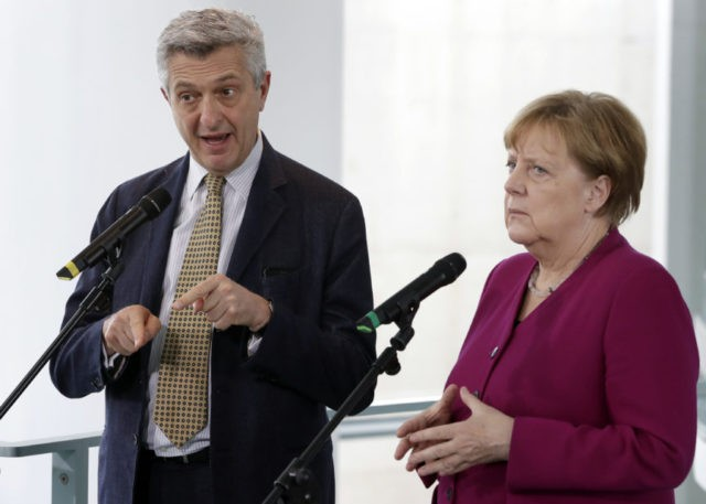Germany takes 10,000 refugees from UN resettlement program