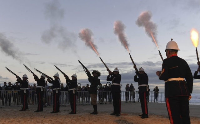 Australians commemorate 103rd anniversary of WWI battle