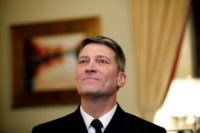 Ronny Jackson Withdraws from VA Secretary Nomination