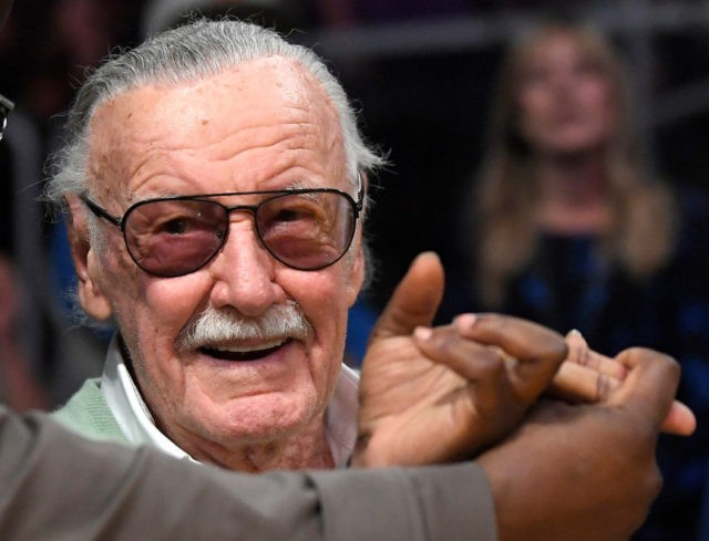 Stan Lee, will.i.am