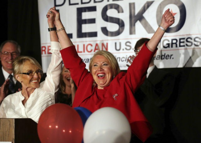 GOP unsettled by narrow win in US House race in Arizona