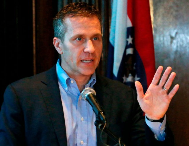Legal experts: Greitens not entitled to charity donor list