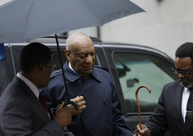 The Latest: Cosby jury ends Day 1 without a verdict