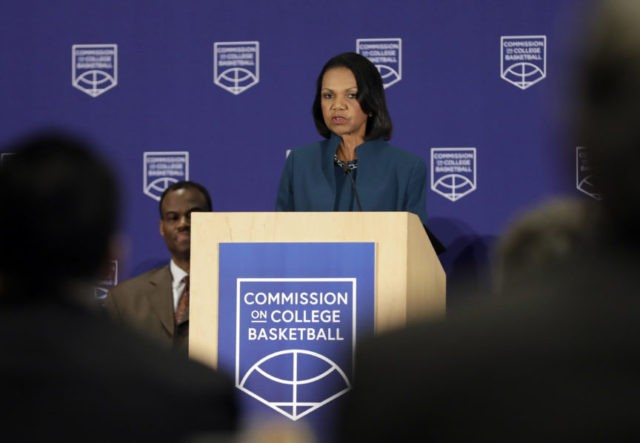 College basketball panels: Ban cheats, let players go pro