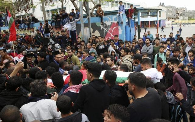Body of slain Hamas engineer returned to Gaza
