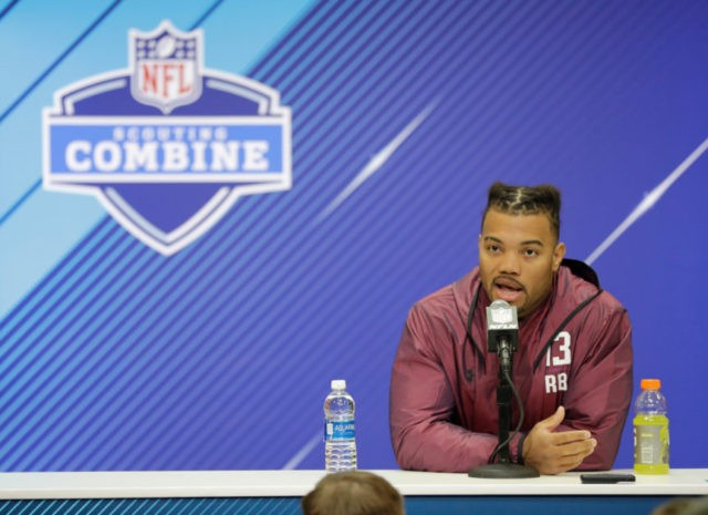 NFL finds no evidence of inappropriate questions to RB Guice