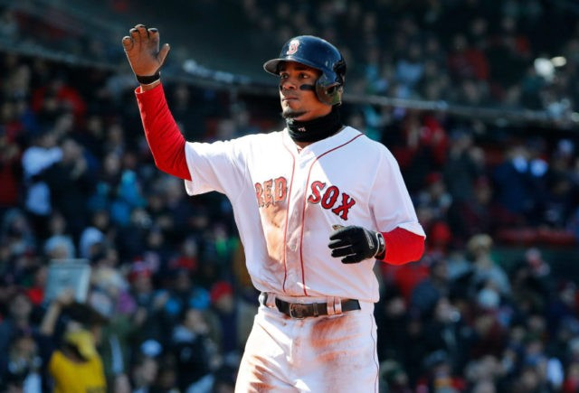 LEADING OFF: Bogaerts expected back by Boston; Miller to DL