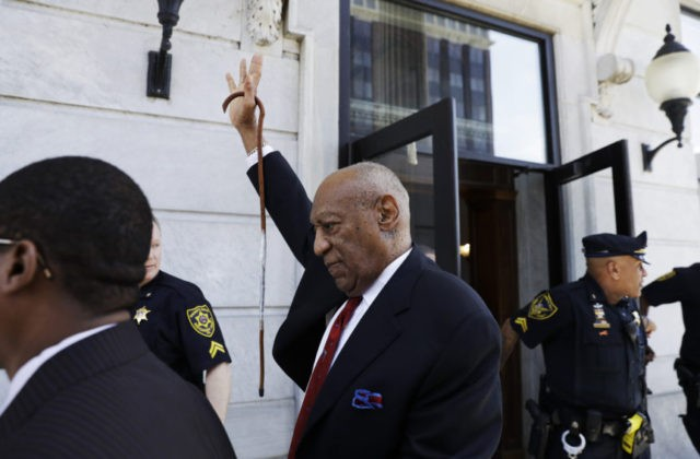 Comparing Cosby's 2 trials: More accusers and a conviction