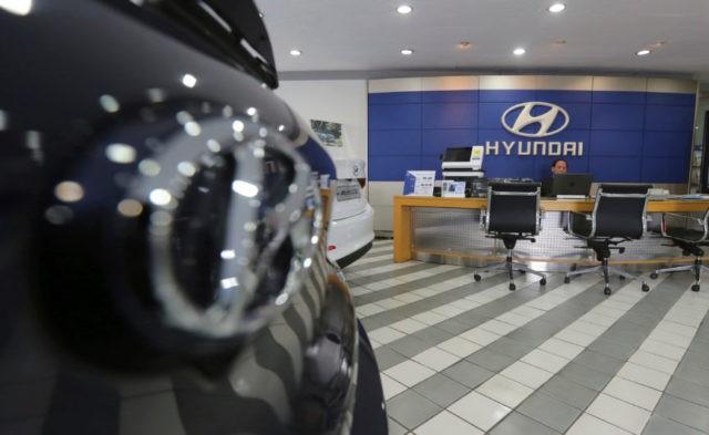 Hyundai Motor's 1Q profit halved on grim US, China sales
