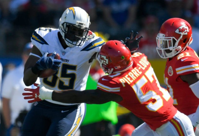 Tight end Antonio Gates will not return to LA Chargers