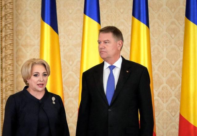 Romania's president calls on prime minister to resign