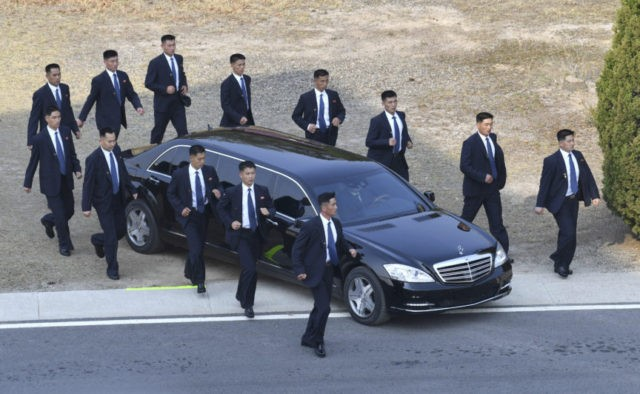 The Latest: Koreas agree on denuclearization of peninsula