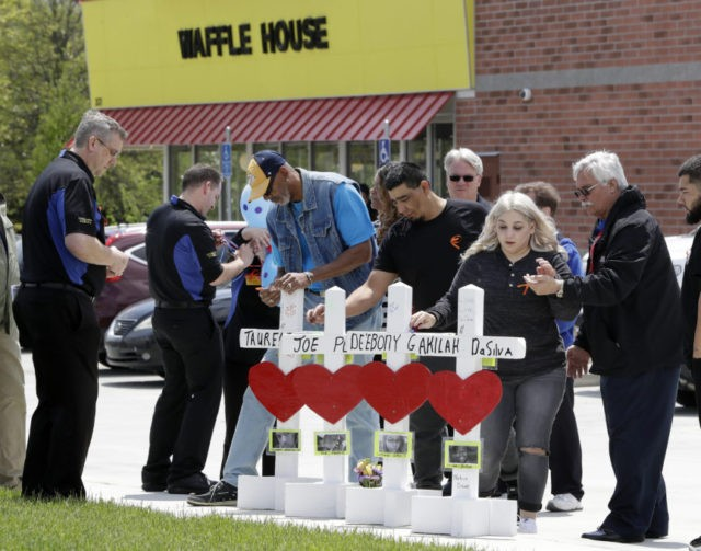 Community remembers Waffle House shooting victims