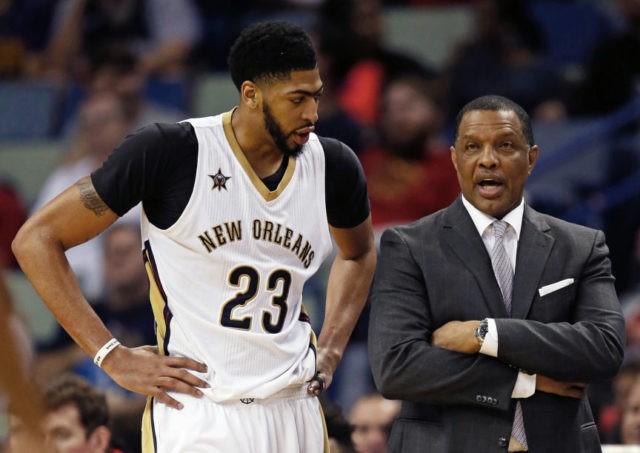 Pelicans, Anthony Davis will challenge Warriors defense