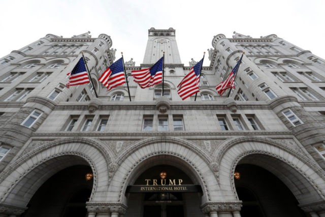 Philippines latest foreign country to book Trump's DC hotel