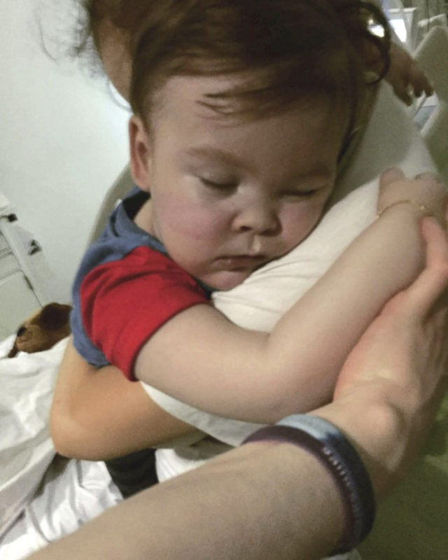 Toddler whose parents fought to maintain life support dies