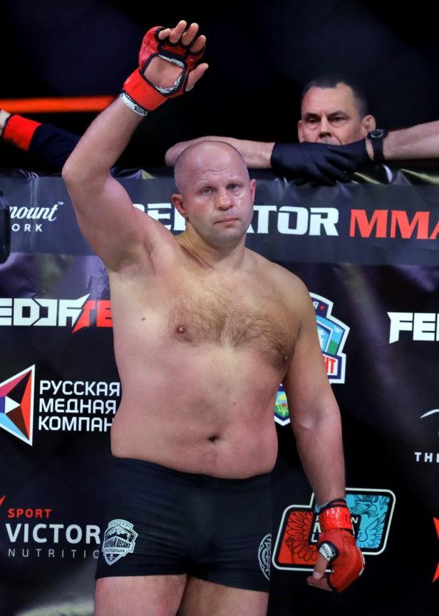 Fedor Emelianenko, Frank Mir