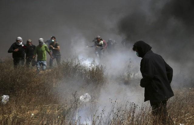 Israeli says 3 Palestinian infiltrators from Gaza killed