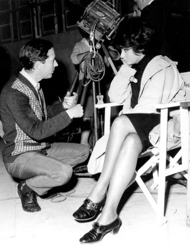 Michael Anderson, Sophia Loren
