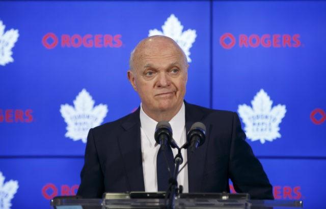 Maple Leafs' Lamoriello will not return as GM next season