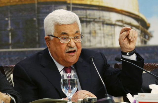 Abbas warns of unspecified 'tough steps' against Israel, US