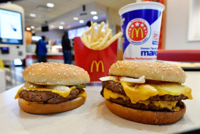 McDonald's sees breakfast slowdown, but results still strong