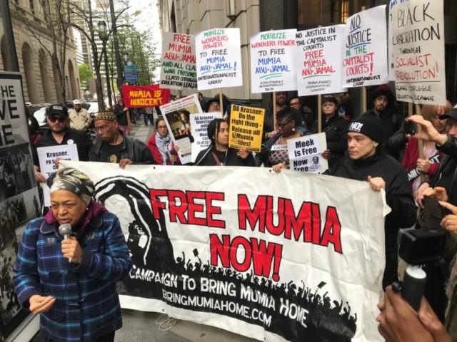 Mumia Abu-Jamal in court seeking path to again appeal case