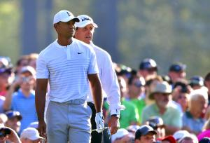 Tiger grouped with Leishman, Fleetwood at 2018 Masters
