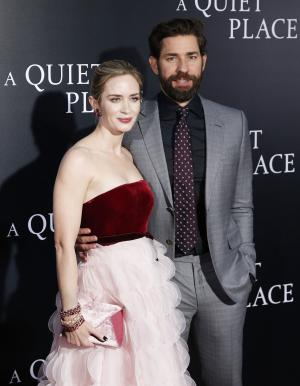 'Quiet Place': John Krasinski compares horror role to parenting fears