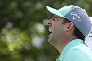 2018 Masters: Sergio Garcia hits octuple-bogey