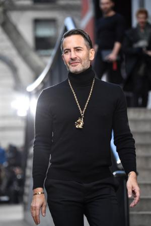 Marc Jacobs gets engaged to boyfriend at Chipotle