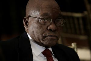 Former South Africa leader Zuma in court to face corruption charges