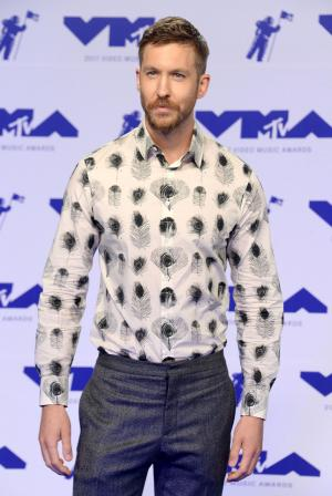 Calvin Harris teams up with Dua Lipa for new dance track 'One Kiss'