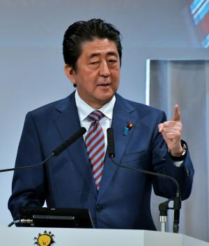 Shinzo Abe: Past Korea summits did not lead to denuclearization