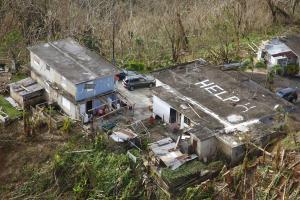 Hurricane Maria caused $90B of damage in Puerto Rico