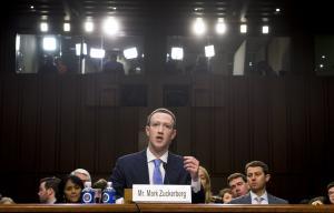 Zuckerberg talks Facebook's next steps with senators