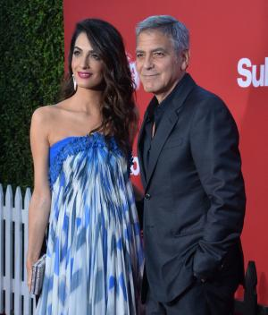 Amal Clooney says romance with George felt 'natural'