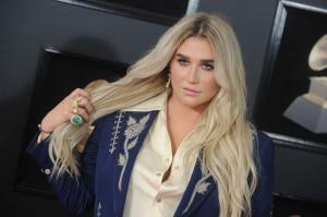 Kesha officiates a wedding in 'I Need a Woman to Love' music video
