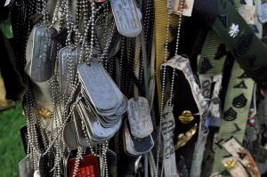 Maryland man sentenced for stealing WWII dog tags to sell online