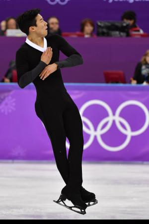 Olympians Nathan Chen, Adam Rippon talk future of 'quad revolution'